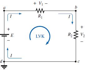 Ley de Voltaje de Kirchhoff