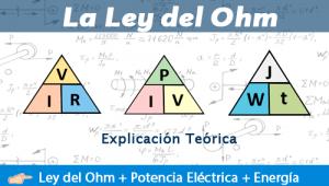 La Ley del Ohm