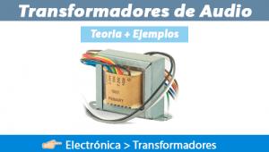 Transformador de Audio